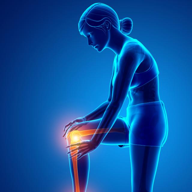 使い過ぎや過負荷によって起こる怪我