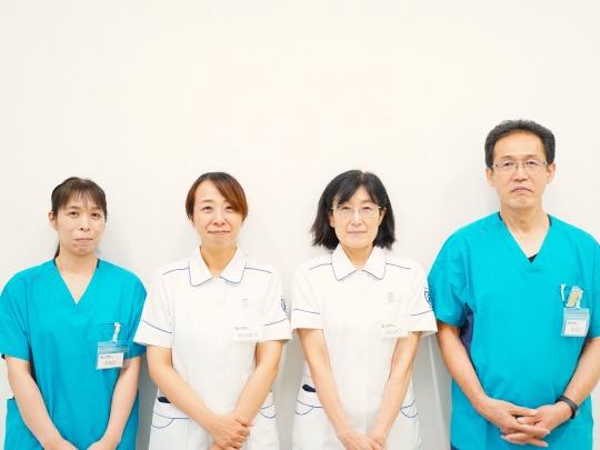 看護師・診療放射線技師